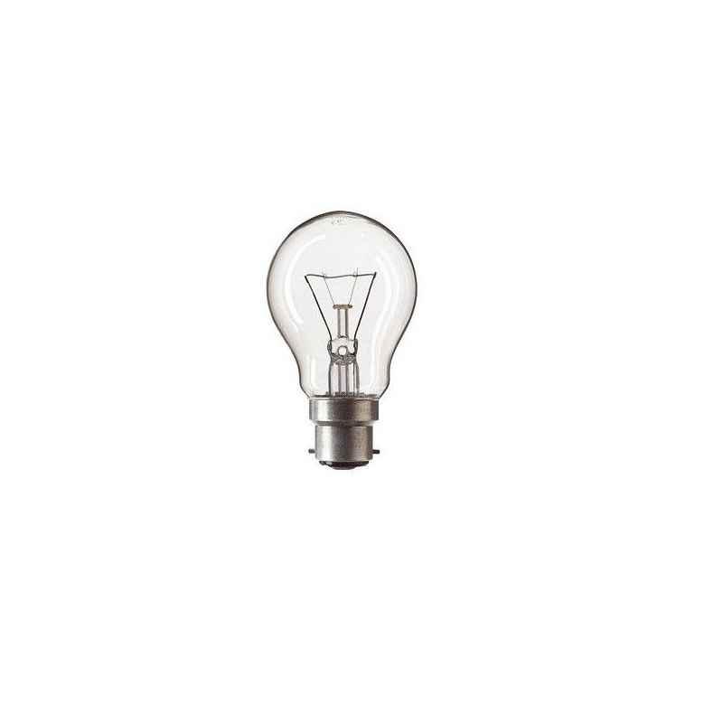 Bajaj 40W B-22 Cool Daylight Clear Bulb