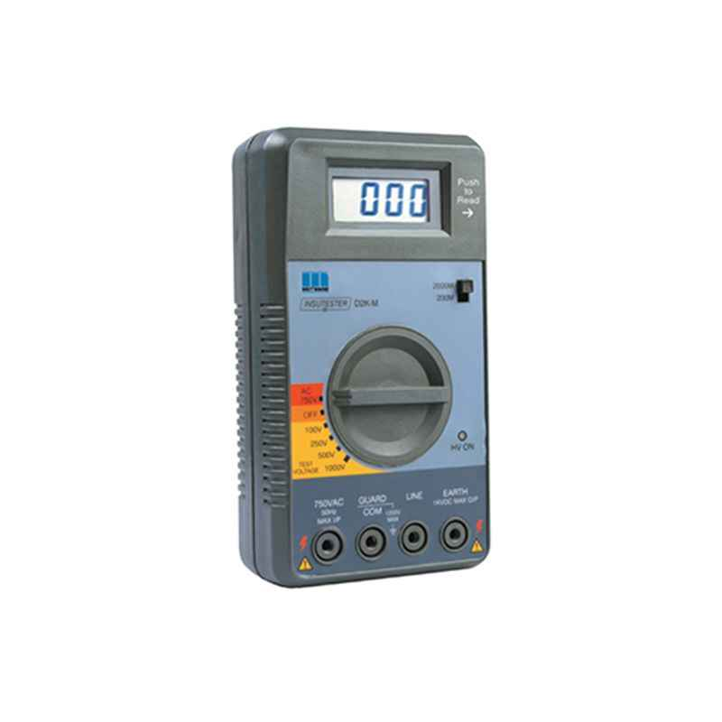 Motwane D2K-M Digital Insulation Tester with Test Certificate