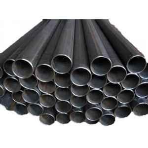 Jindal 6m Mild Steel Polished Pipe, Dimeter: 0.5 inch