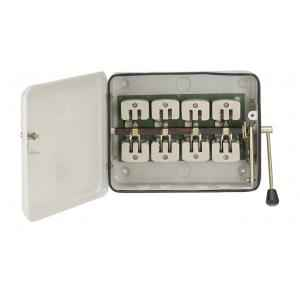Standard 63A FP Off-Load Changeover Switch, ISCFFE0063