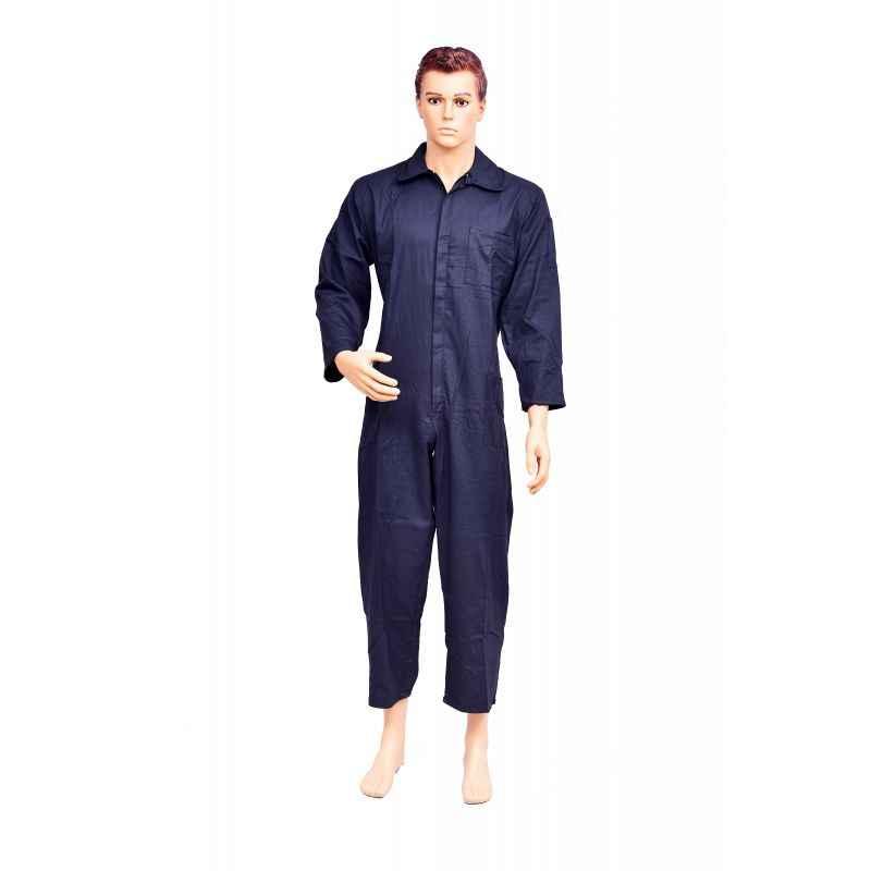 OEM Dangri Blue Cotton Work Wear