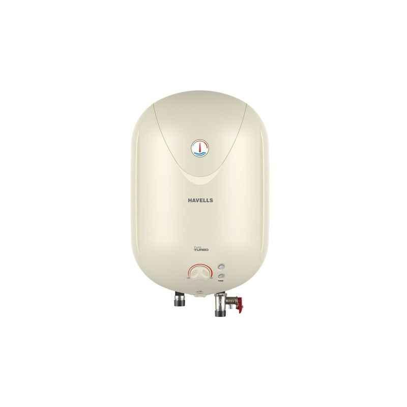 Havells 15L Ivory Puro Plus Storage Water Heater, GHWAPTTIV015