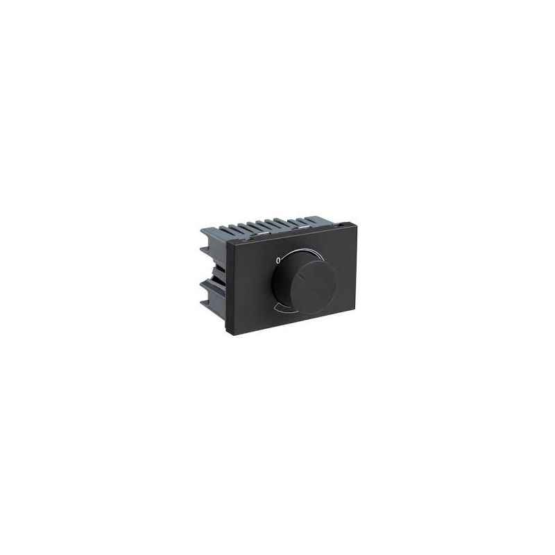 Legrand Myrius Dimmers and Regulators Rotary Dimmer 400W 1 Module, 6731 25