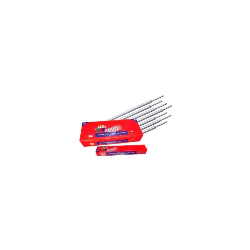 Ador Welding SUPERINOX -2A (E-316-16) Stainless Steel Electrodes 4.00x450 mm (Pack of 10)