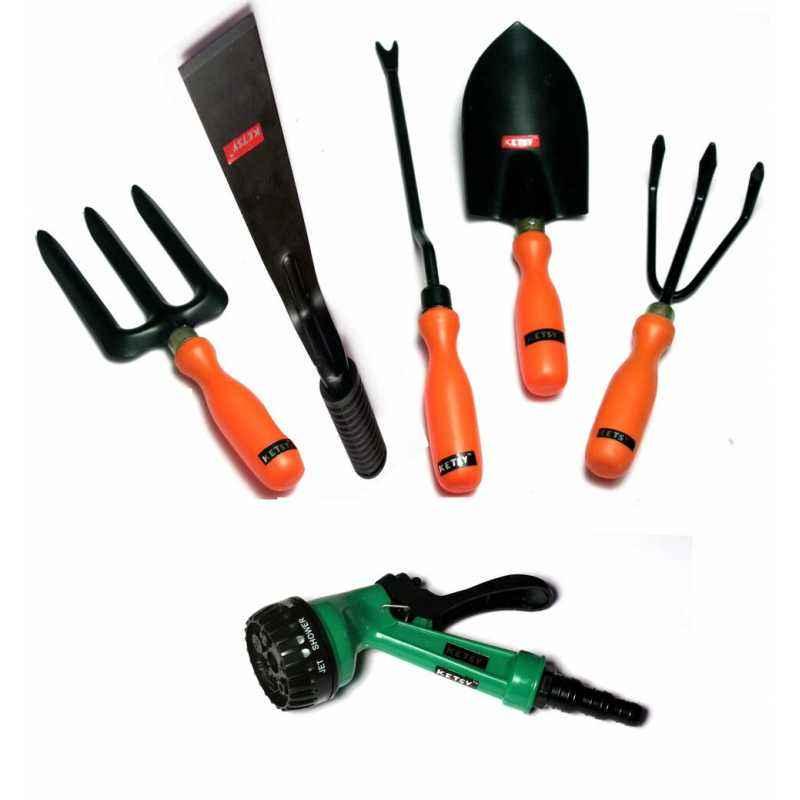 Ketsy 719 Gardening Tool Kit