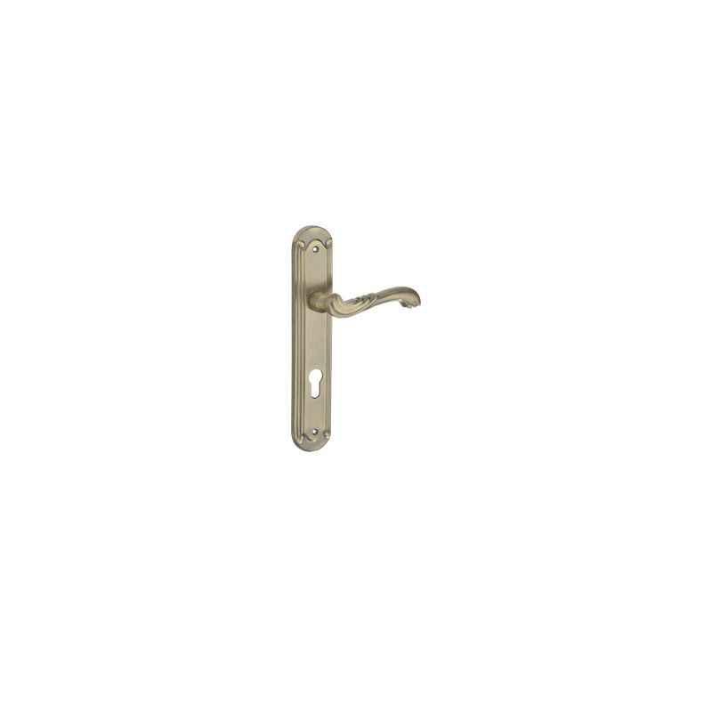 Godrej SEC-01 Combi 2C Body Antique Brass Mortise Lock, 7524
