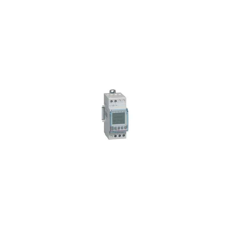 Legrand Alpharex³ D22, 2 Channel Digital Time Switches, 4126 41
