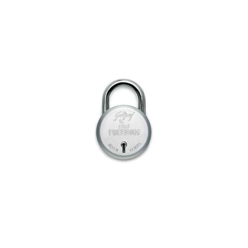 Godrej Freedom 7 Levers Padlock (3 Keys), 7665