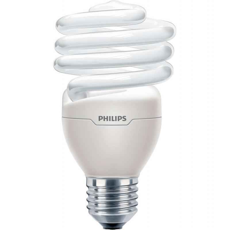 Philips Tornado 23W E27 Cool Daylight CFL (Pack of 5)