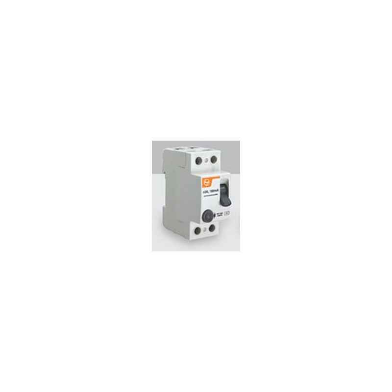 L&T Two Pole RCCB BC202503 (Pack of 2)