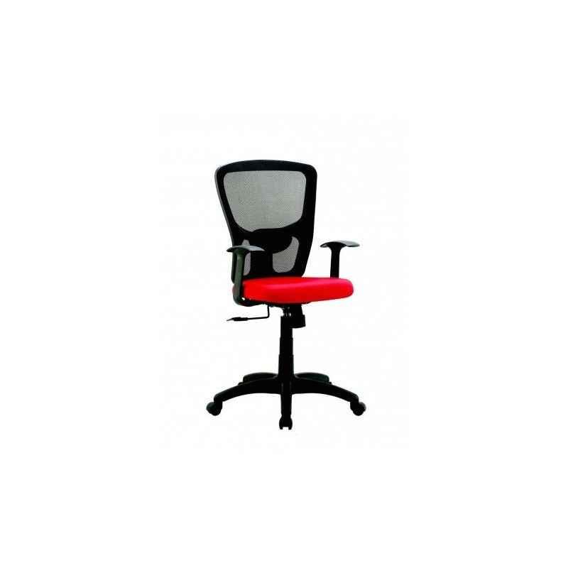 "Bluebell Ergonomics Versa Mid Back Office Chair"" "" BB-VS-02-B"