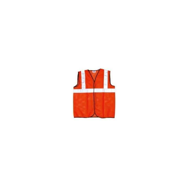 Prima 2 Inch Reflector Cloth Safety Jacket, PSJ-02