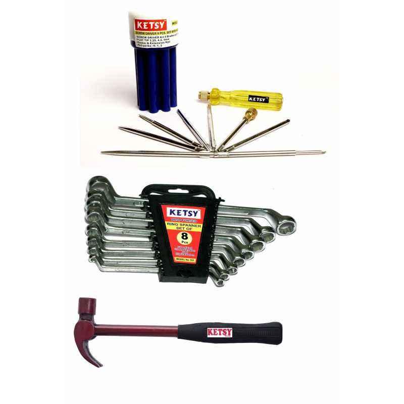 Ketsy 753 Hand tool Kit