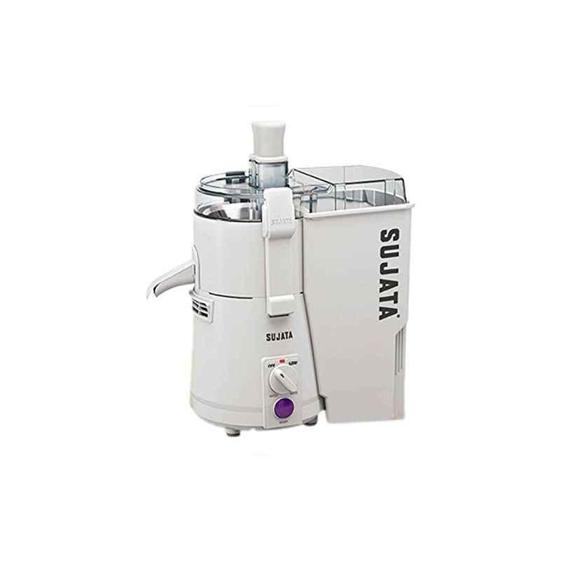 Sujata Powermatic 900W Juicer with 1 Year Warranty