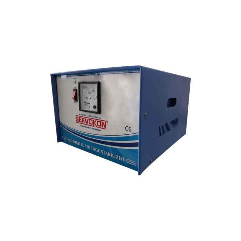 Servokon 10 kVA 90-270V Automatic Voltage Stabilizer, SK100-90