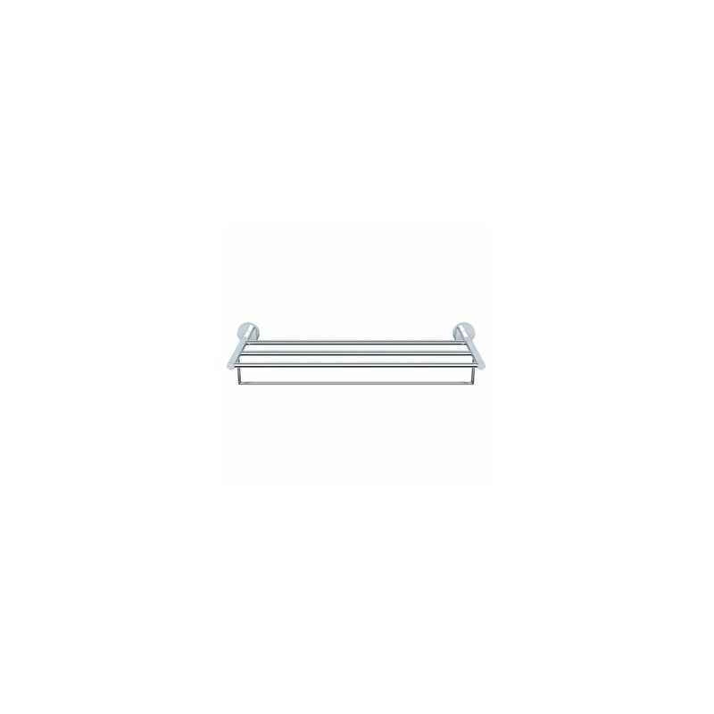 Jaquar Allied Chrome Plated Concealed Body for Single Lever Diverter with 40mm Cartridge, ALD-065