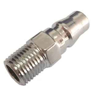 Techno PM Steel Pneumatic Coupling, Size: 3/8 Inch