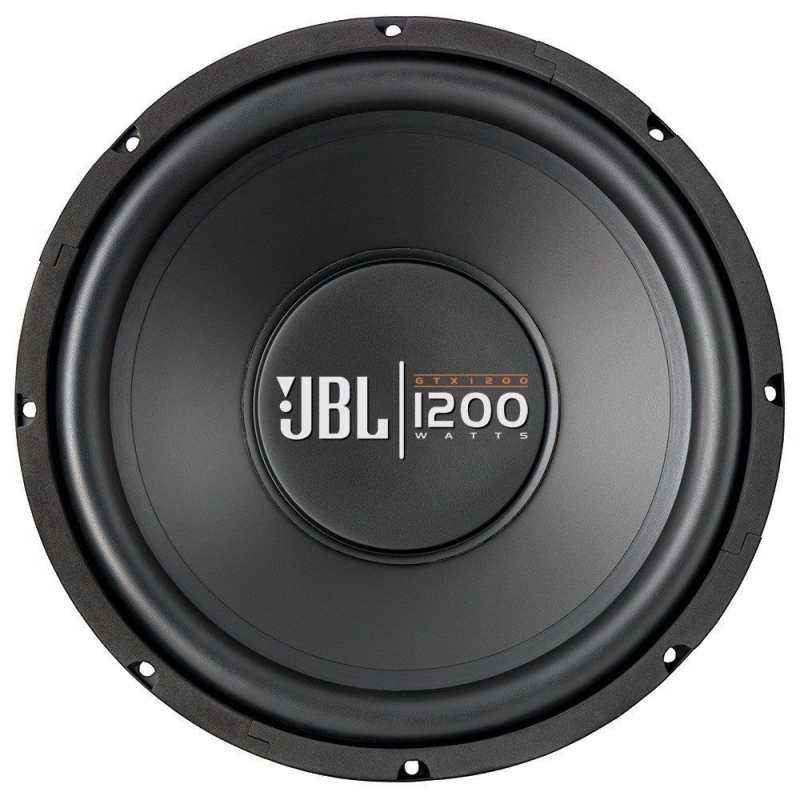 JBL CS1200WSI 1200W 12 Inch Car Audio Subwoofer