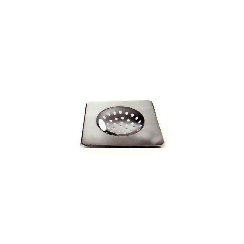 Jayna Opel OS 150 DP Glossy Floor Drain, Size: 150 x 150 mm