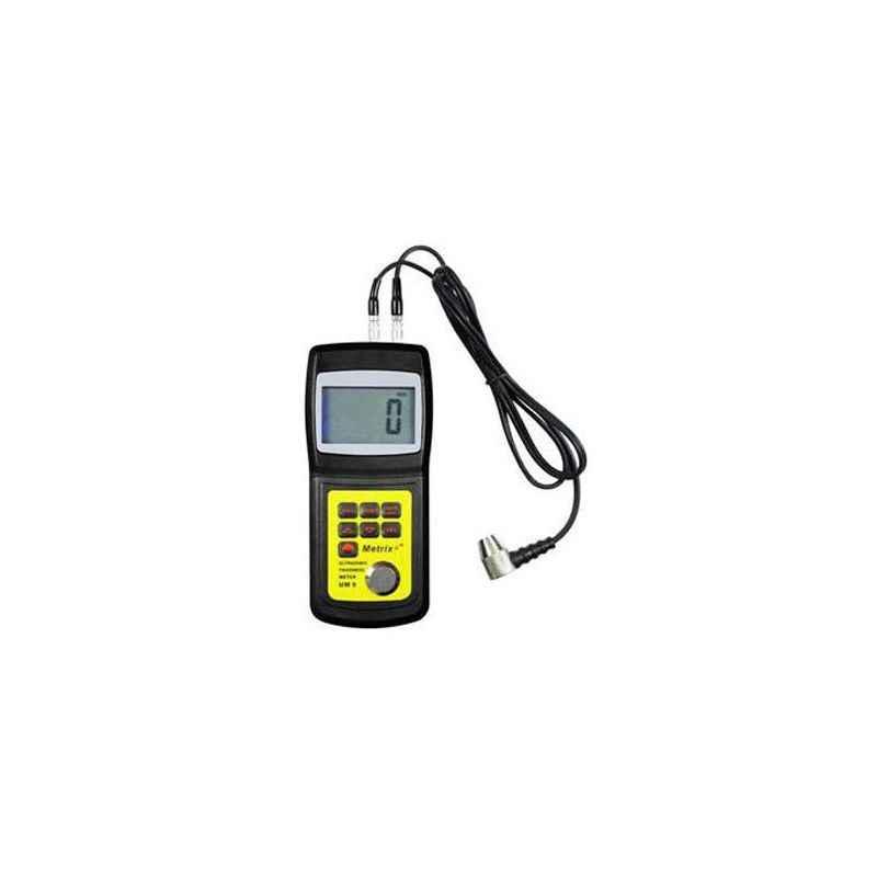 Metrix+ UTM 9 Digital Ultrasonic Thickness Gauge