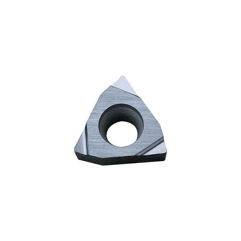 Kyocera WBGT080204R-F Carbide Turning Insert, Grade: KW10