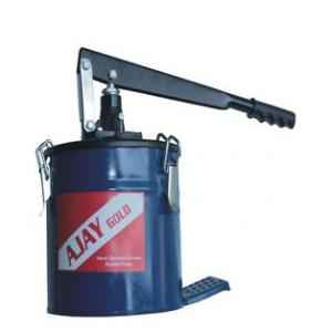 Ajay 6kg Bucket Grease Pump without Trolley