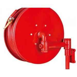 Palex Hose Reel Drum Complete With Pipe & Gm Nozzle