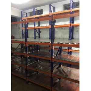 ABS Industrial Storage Pallet Rack, Load Capacity: 500-5000 kg/Lever