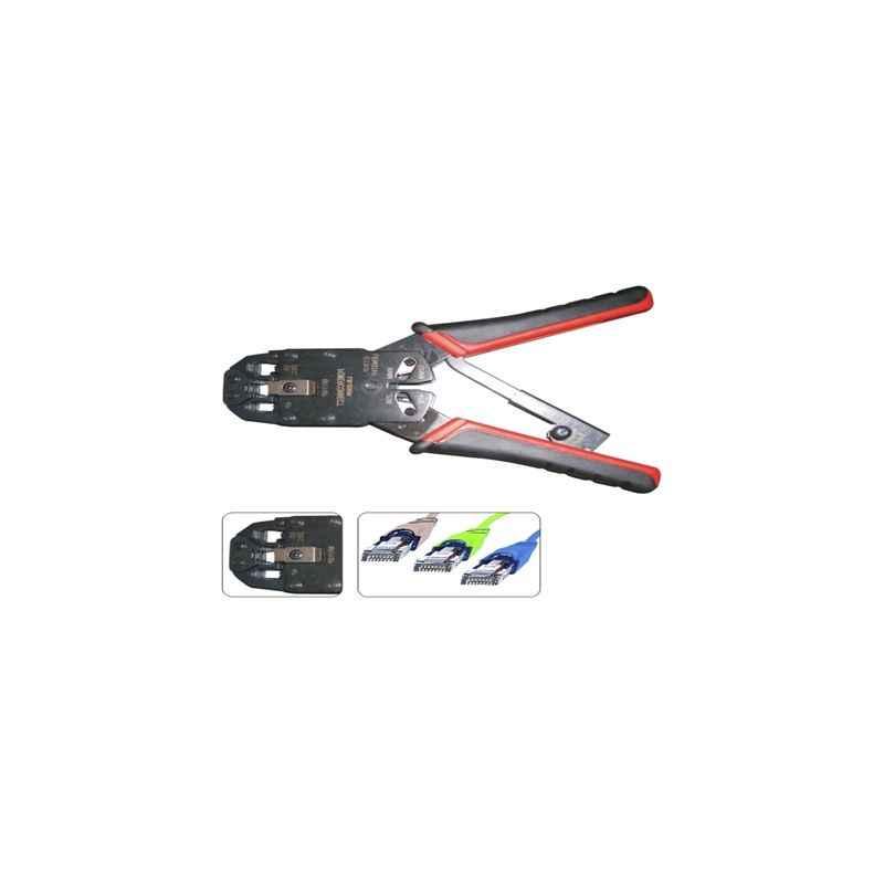 Power Connect PCLS-200R Modular Plug Crimping Tool, Capacity: 7.65-11.68 sq mm