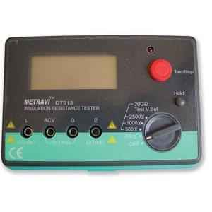 Metravi DIT-913 0-20 GΩ Digital Insulation Tester
