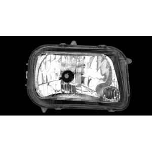 Autogold Left Hand Head Lamp Assembly for Maruti Van Type 3, AG100