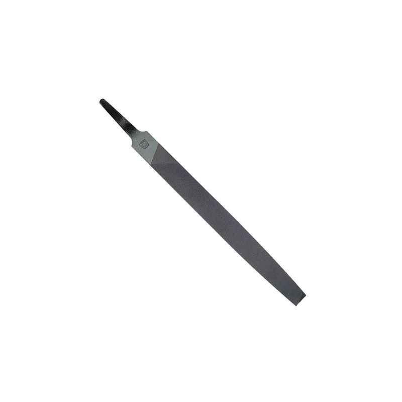 JK Super Drive 250mm Second Cut Flat Hand Machinist File