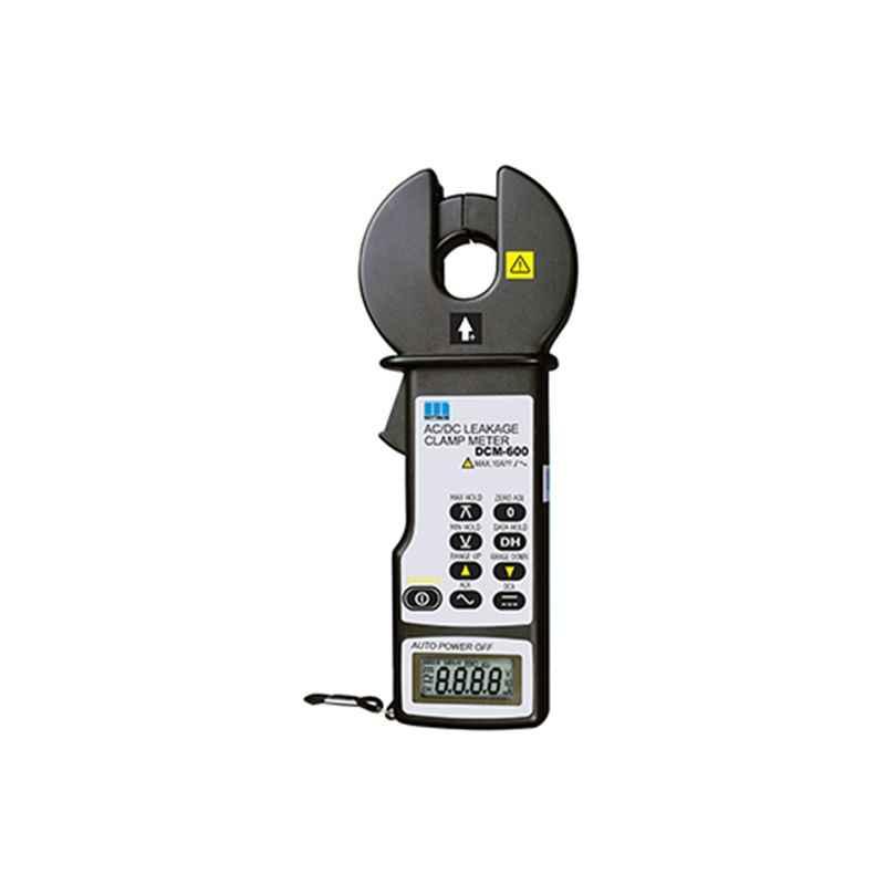 Motwane DCM-600 AC/DC Clamp Meter with Test Certificate