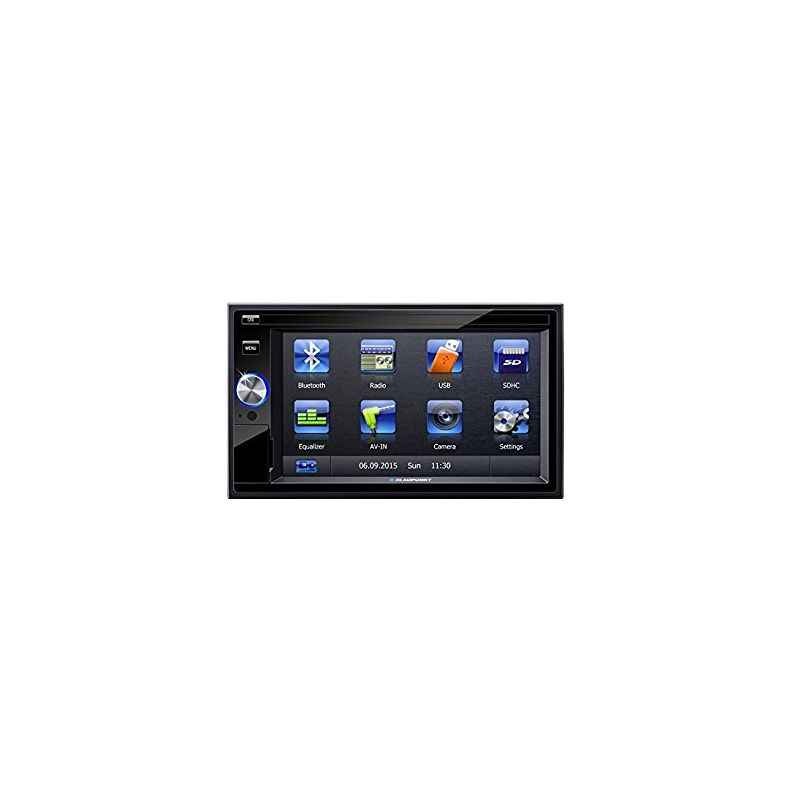Blaupunkt 6.2 Inch Digital TFT Car Media Player, San Marino 330