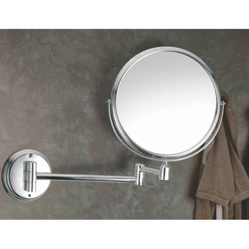 Kamal Adjustable Shaving Mirror with Free Tap Cleaner, ACC-1198