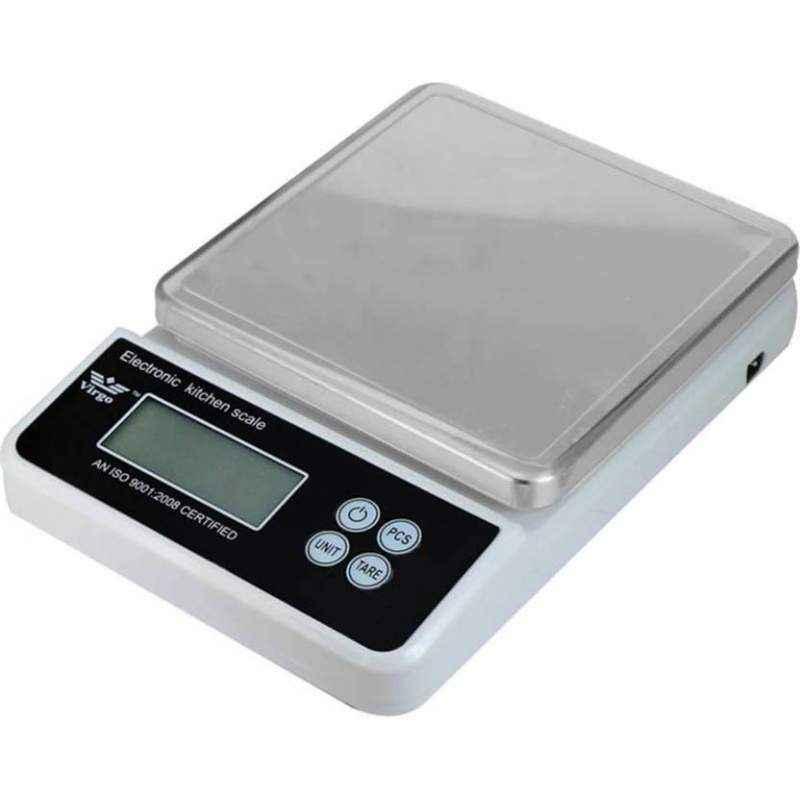 Virgo 10 Kg Electronic Kitchen Weighing Machine