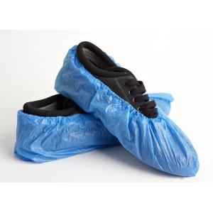 Axtry Disposable Plastic Shoes Cover (Pack of 100)