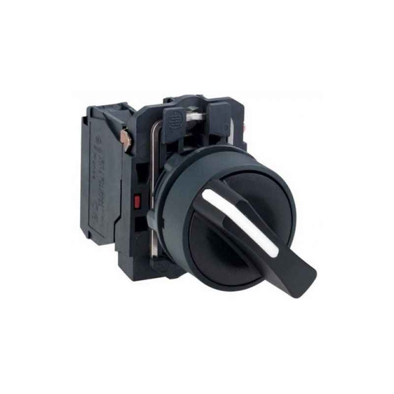Schneider 2NO Non Illuminated Key Switch, XB5AG083N
