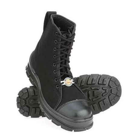 black liberty boots