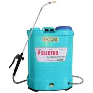 Aspee 16 Litre Duo Electro 2 in 1 Battery Sprayer, AEL001/8AHBR