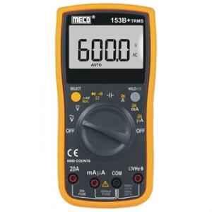 Meco Autoranging Digital Multimeter, 153B+TRMS