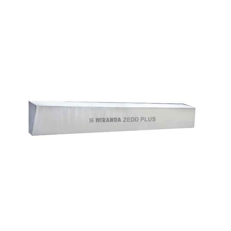 Miranda ZEDD Grade HSS Square Bevelled Toolbit Blank, Size: 8x100 mm