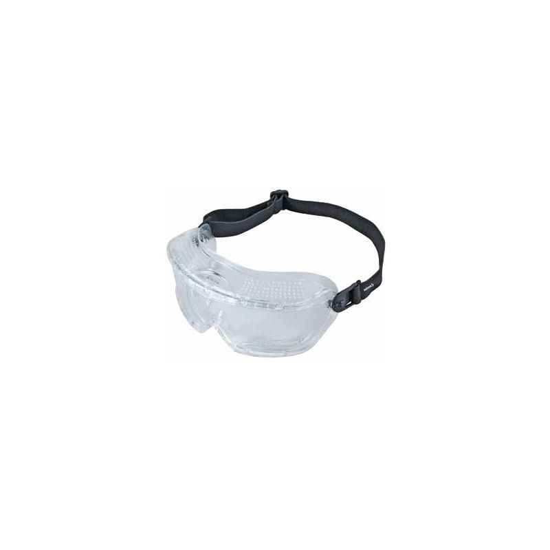 Mallcom Cirrus Clear Polycarbonate Safety Goggles
