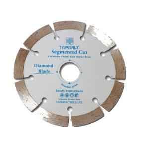 Taparia 110mm Segmented Cut Diamond Cutting Blade, DBS-4 (Pack of 10)