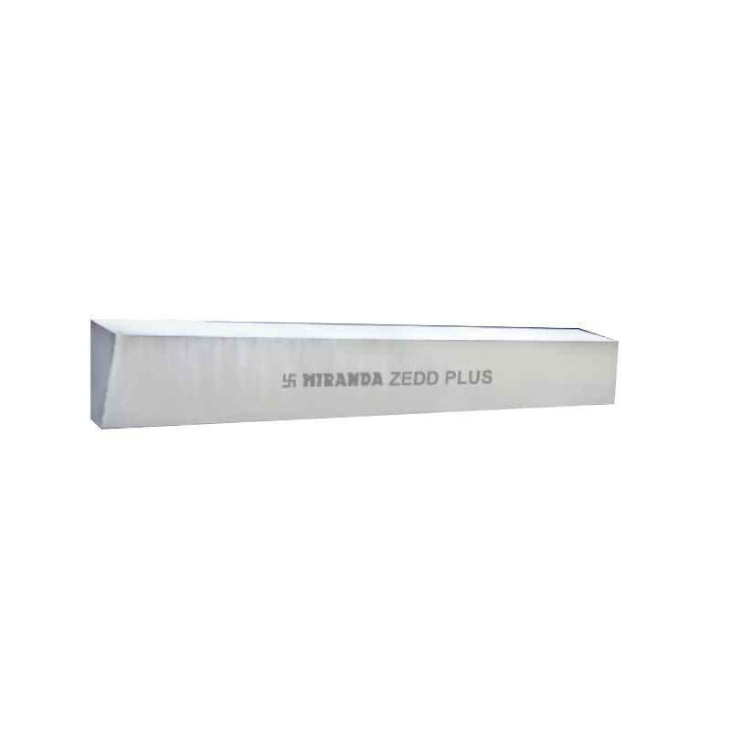 Miranda ZEDD Grade HSS Square Bevelled Toolbit Blank, Size: 10x75 mm (Pack of 10)