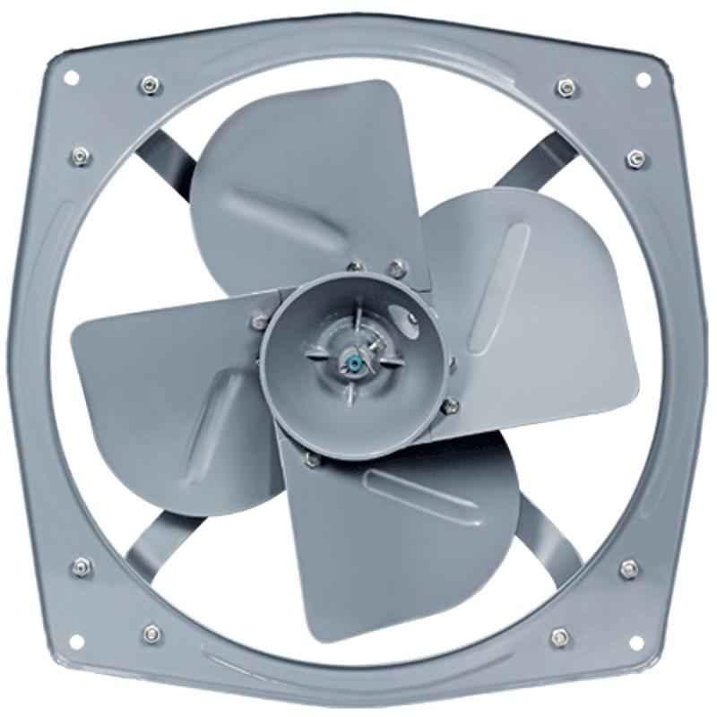 Bajaj Supreme Plus 900rpm Grey Heavy Duty Industrial Exhaust Fan, Sweep: 300 mm