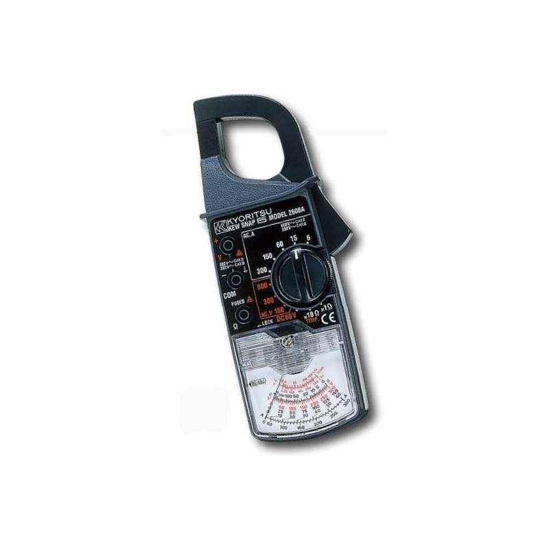 Kyoritsu KEW 2608A Analog AC Clamp Meter