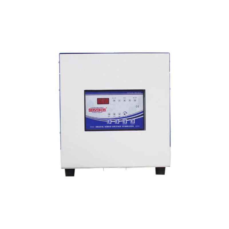 Servokon SSL10-1A160 1 Phase 10kVA Digital Servo Stabilizer