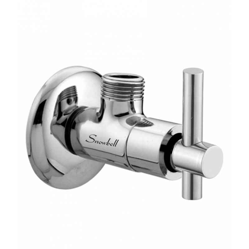 Snowbell Tarim Brass Angle Faucet