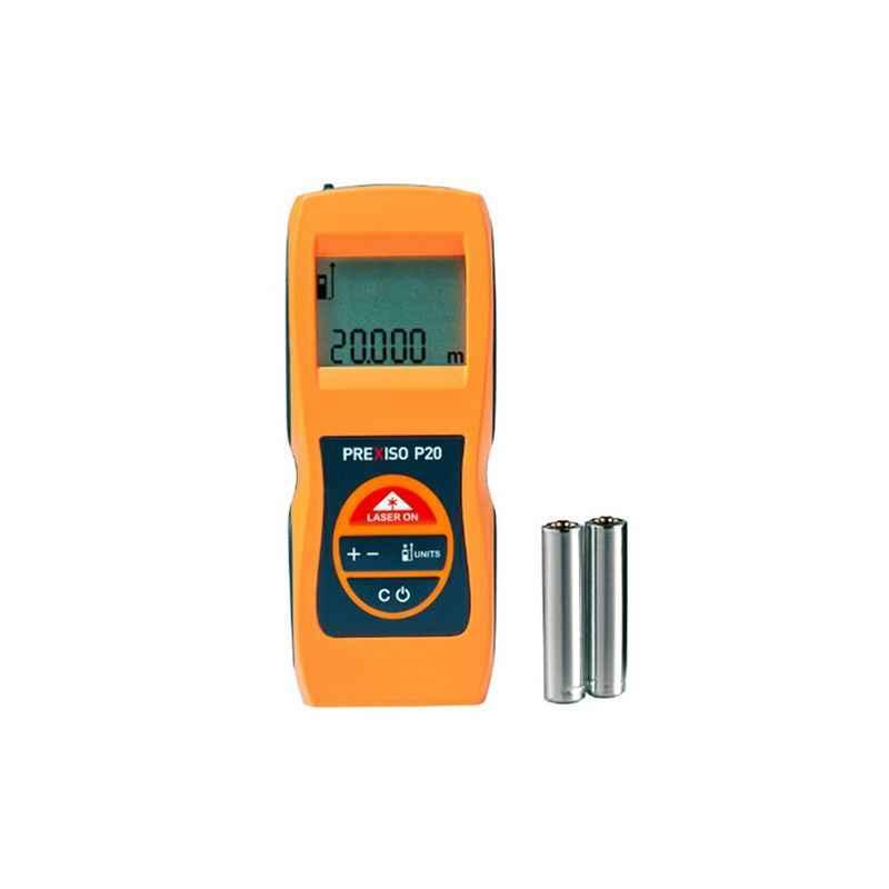 Prexiso P20 Laser Distance Meter, Range: 20 m